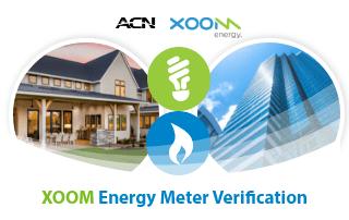 XOOM Energy Meter Verification
