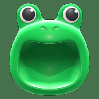 森 カエル の どうぶつ