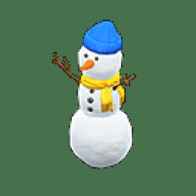 雪だるま 黄金比 あつ森