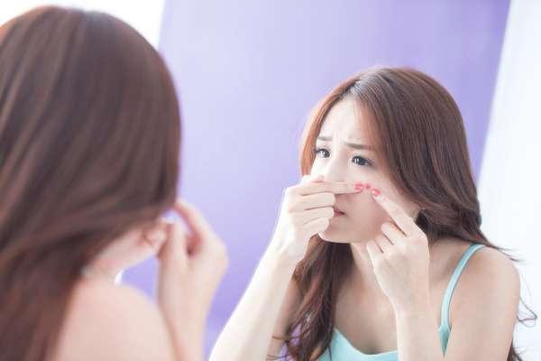 Papule acne