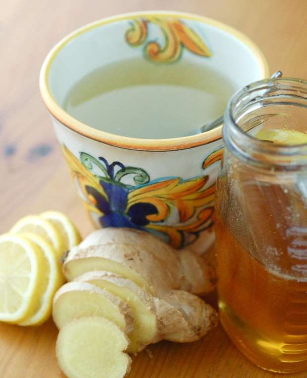 lemon rose water and honey for acne