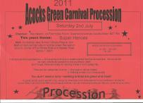 Procession Details