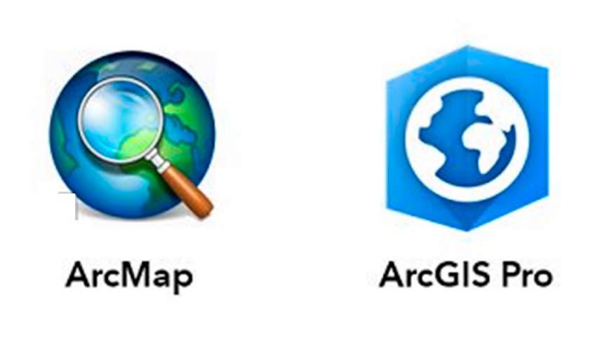 ArcMap ArcGIS Pro