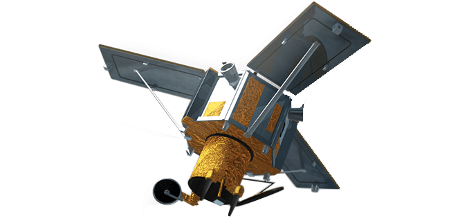 Imágenes satelitales de DigitalGlobe