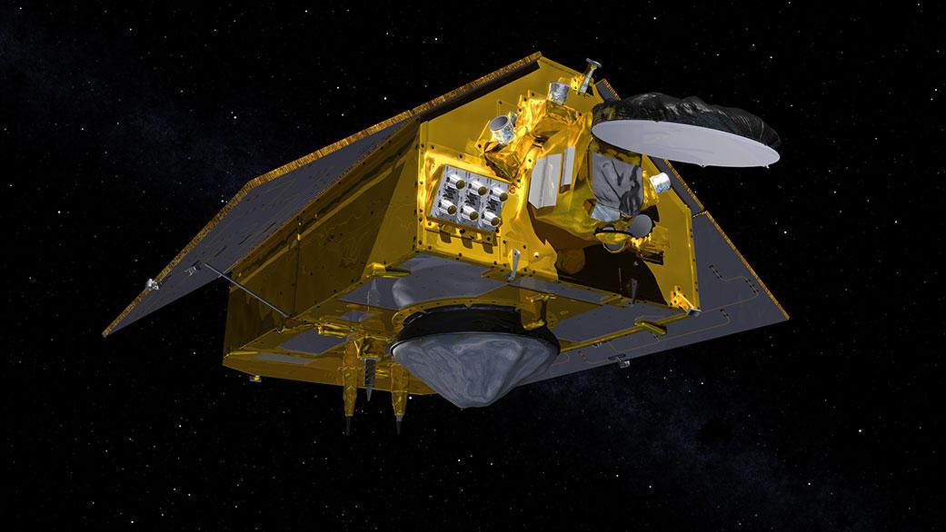 sentinel-6-satelite