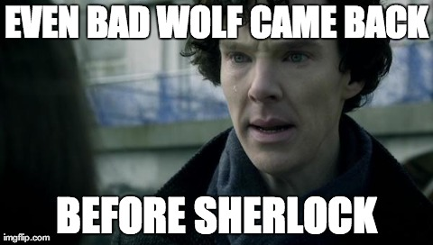 Meme Monday Waiting For Sherlock Series 3 Is So Bad That