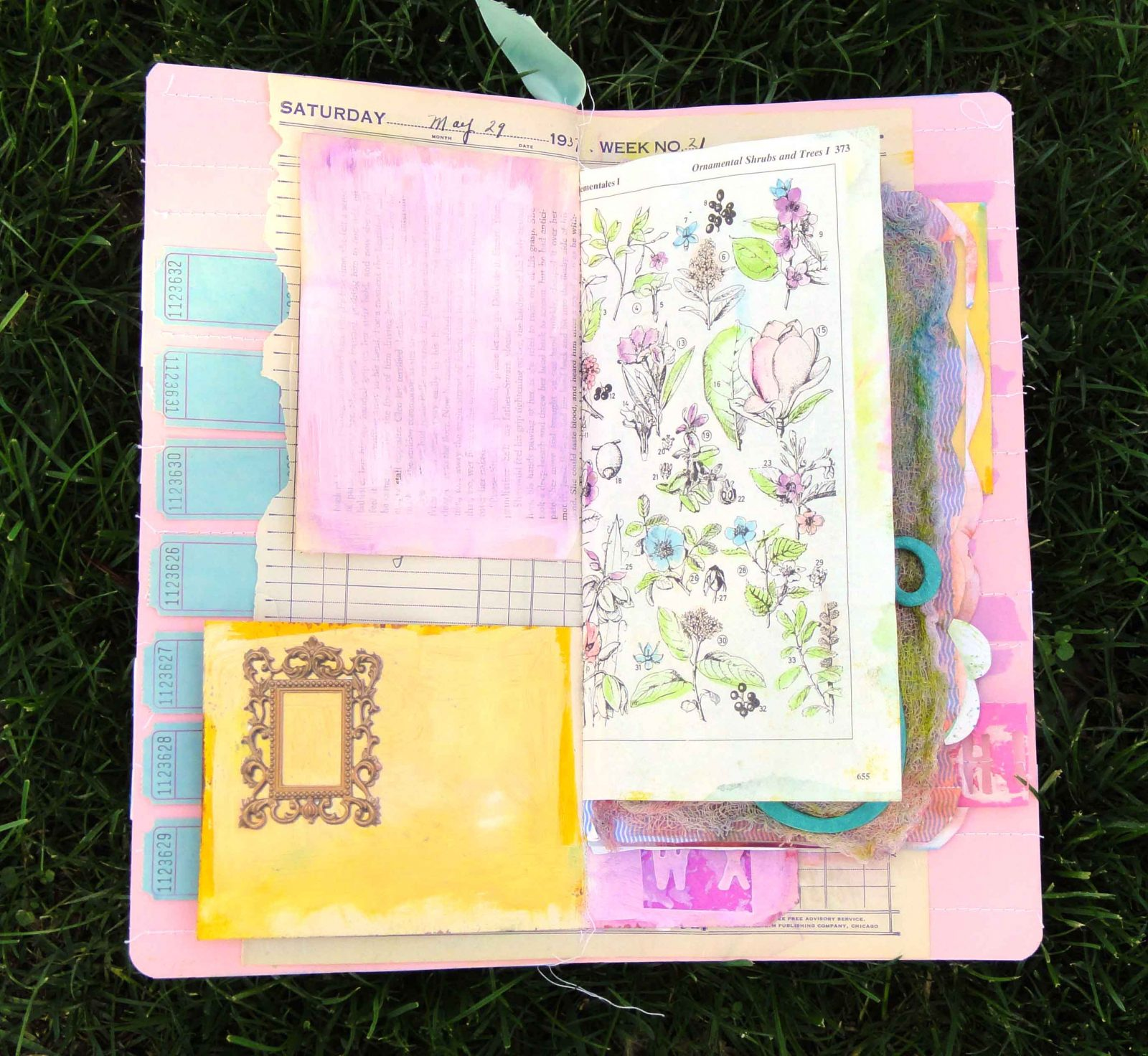 Junk Mail Journal Junk