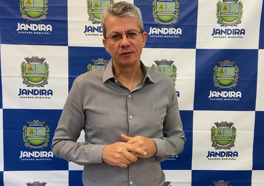 Prefeito Paulo Barufi fala sobre novas ações na área da Saúde em Jandira