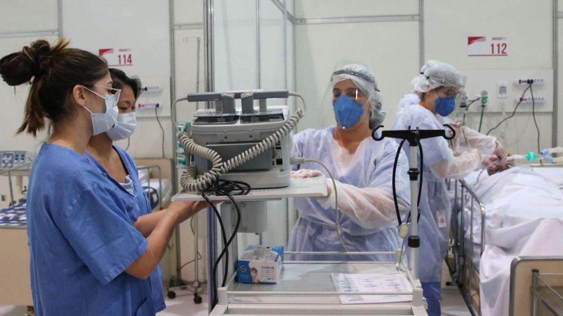Coronavírus: Grande São Paulo encaminha pacientes para o interior