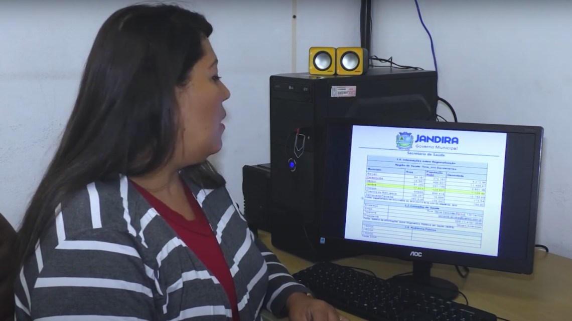 Secretaria de Saúde de Jandira disponibiliza Audiência Pública virtual