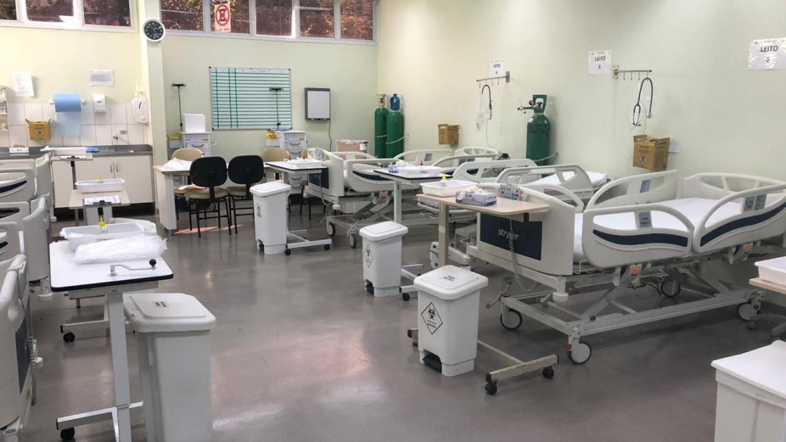 HMB aprimora pronto-atendimento a pacientes com Covid-19
