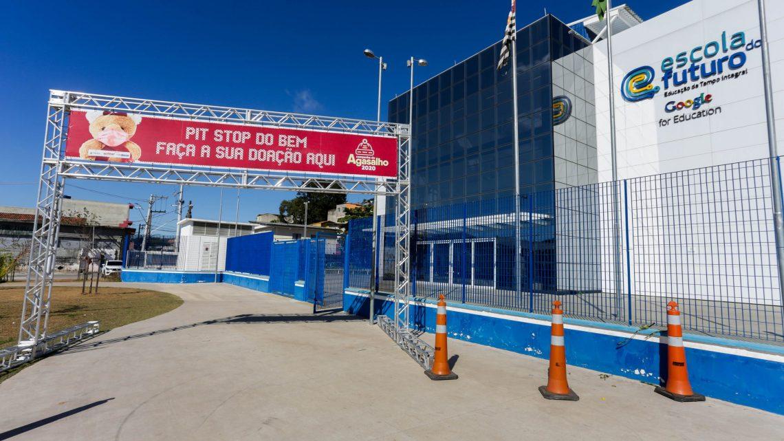 Prefeitura de Itapevi cria PIT Stop do Bem para Campanha do Agasalho