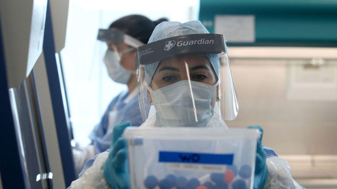 Reino Unido ministrará remdesivir a alguns pacientes com covid-19