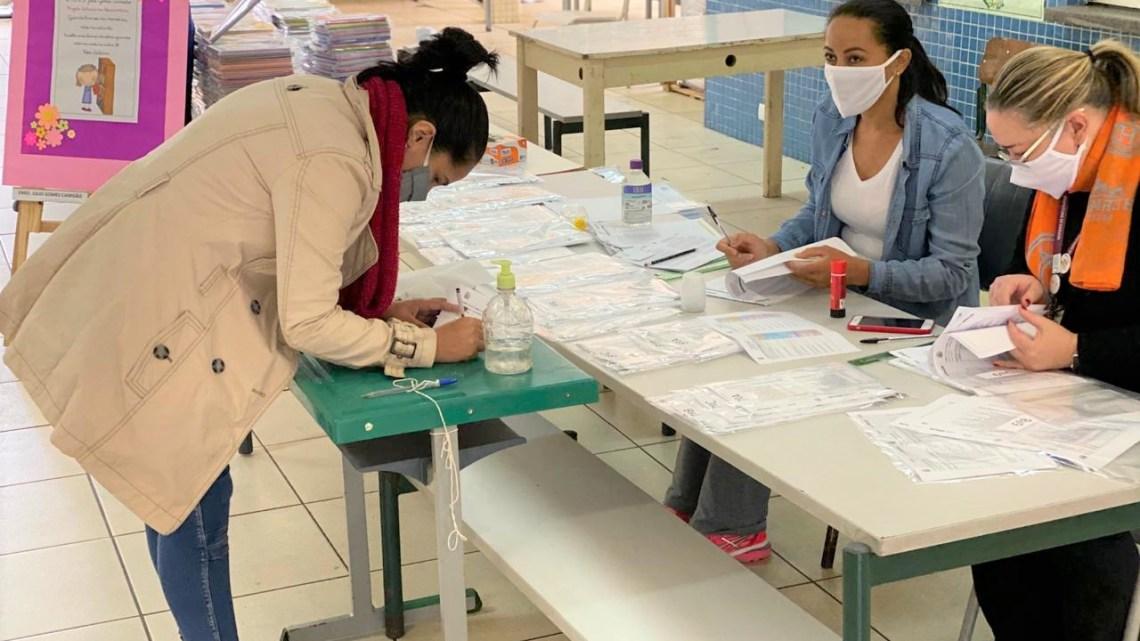Pais de alunos da rede começam a receber segunda remessa dos itens da merenda