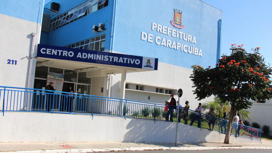 Prefeitura de Carapicuíba retoma atendimento presencial