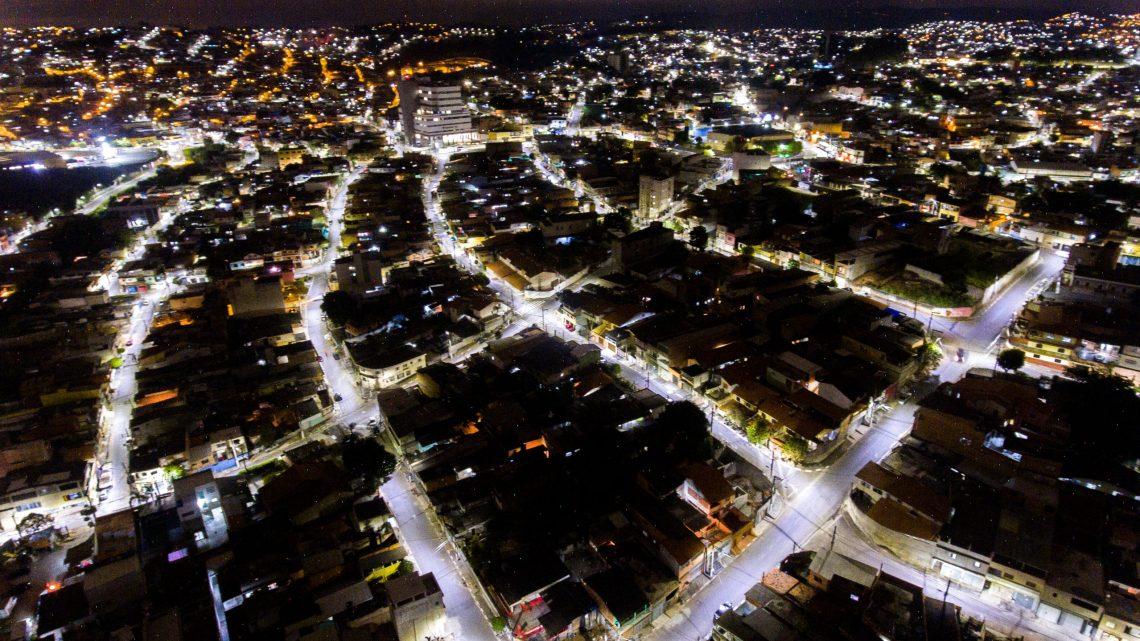 Prefeitura de Itapevi troca 6 mil lâmpadas comuns da iluminação pública por LED
