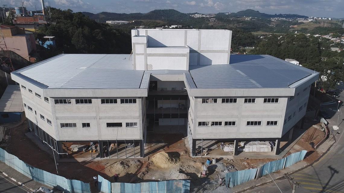UBS Jaguari e Complexo da Saúde entram em reta final