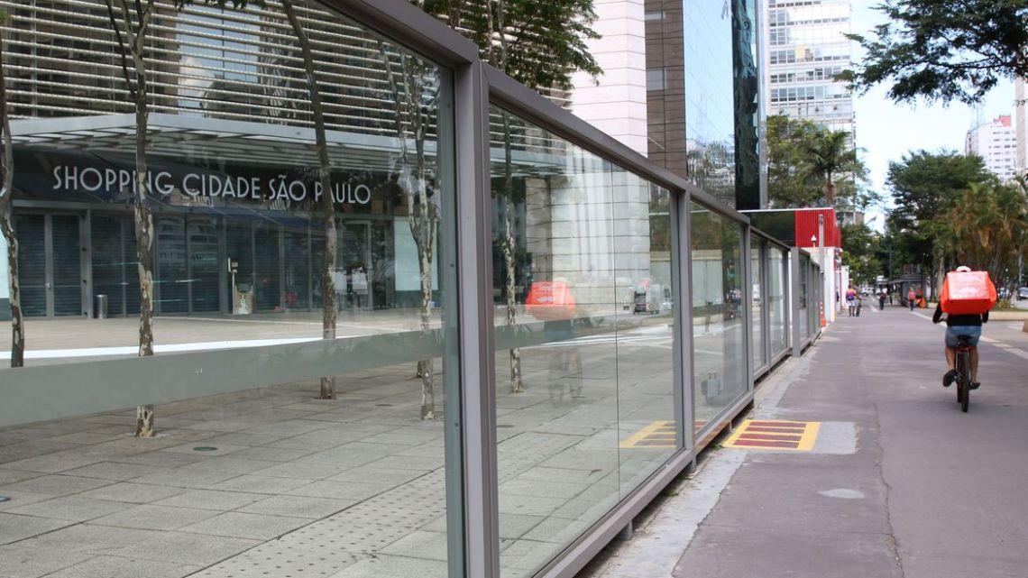 Comércio protocola ações de segurança para reabrir em São Paulo
