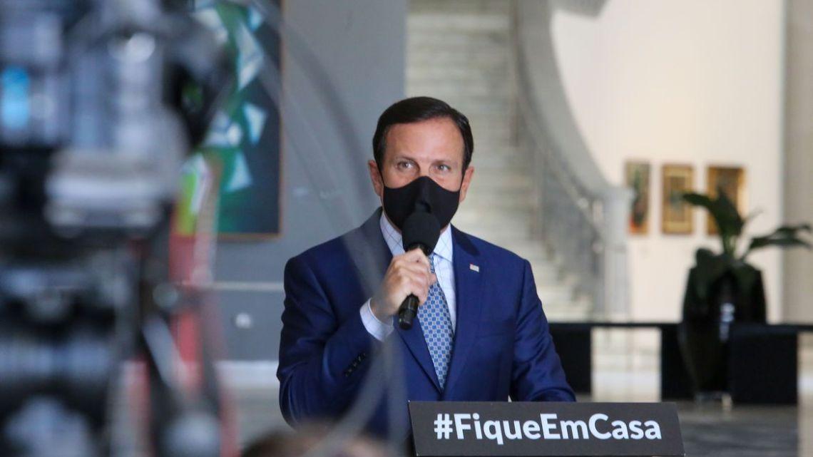 Governo de SP vai receber propostas de inovação para combater covid-19