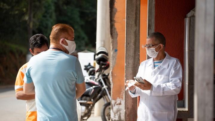 Prefeitura segue com ações de enfrentamento e prevenção ao coronavírus
