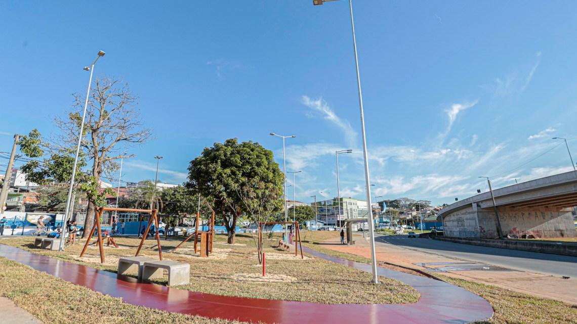Prefeitura de Itapevi revitaliza e entrega Praça do Cardoso