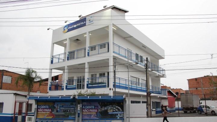 CRAS Maristela ganha novo espaço