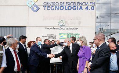 Governo inaugura centro de desenvolvimento de tecnologia em Sorocaba