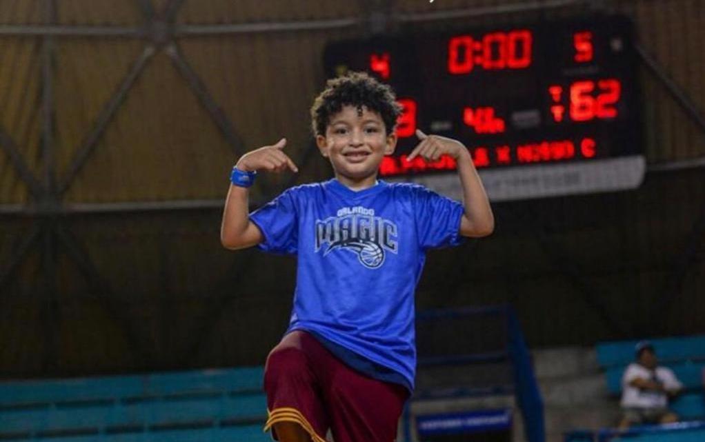 Lucca dos Santos, orgulho do basquete de Barueri, parte para conquistar o mundo