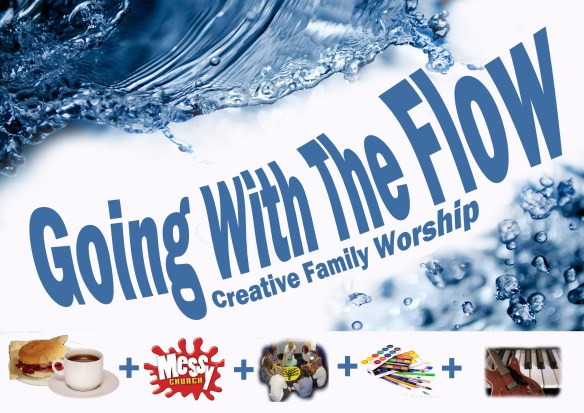 A Creative service for all the family