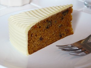 Carrot cake pic