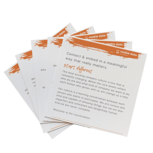 Conversation Coaching cards