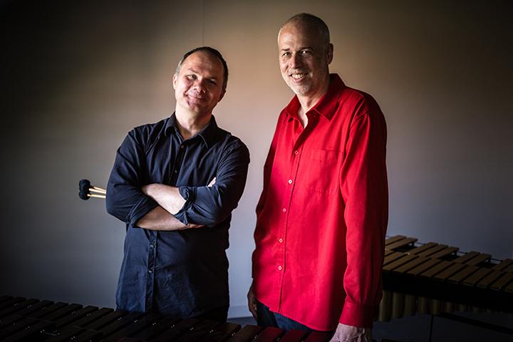 Franz Bauer & Harald Kündgen Duo  (Marimba & Vibraphone)