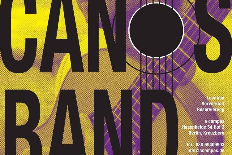 Cano's Band – Flamenco Gitarrenkonzert