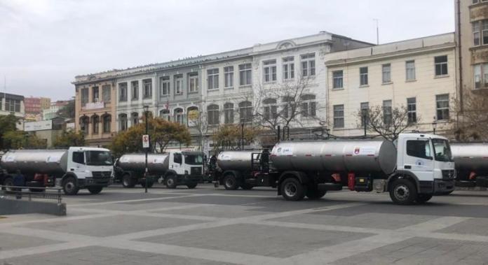 camiones aljibes
