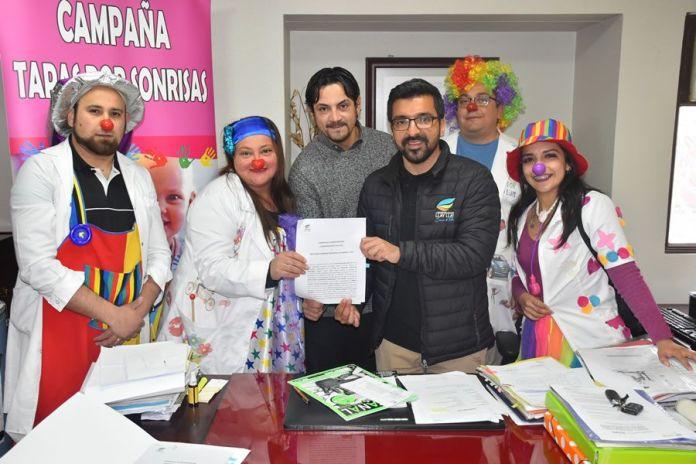Clownrisas Aconcagua Tito Araña