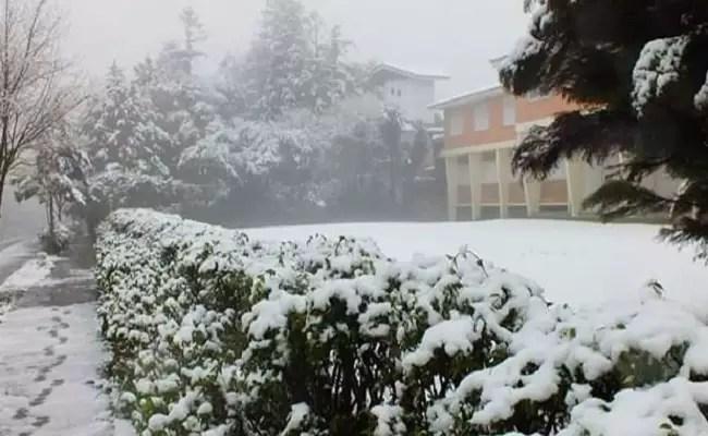 Previsão: Frio intenso e possibilidade de neve em Gramado nos próximos dias
