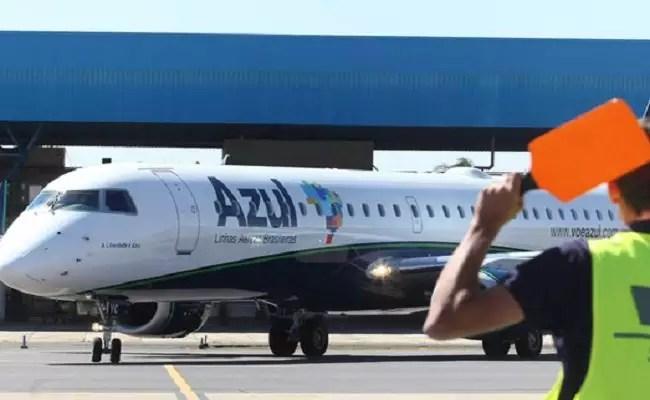 Azul inicia venda de voos para Canela com valor de R$ 196 reais