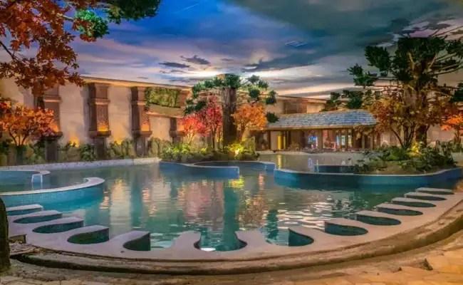 Acquamotion, parque aquático com águas termais, inaugura este mês em Gramado