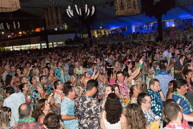 Venda de ingressos para Baile do Havaí do Clube Jundiaiense começa dia 29