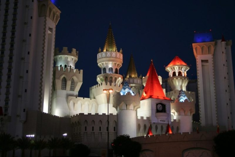 Las Vegas hotel Excalibur