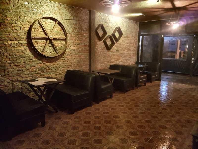 Decoração Seo Bento Pub