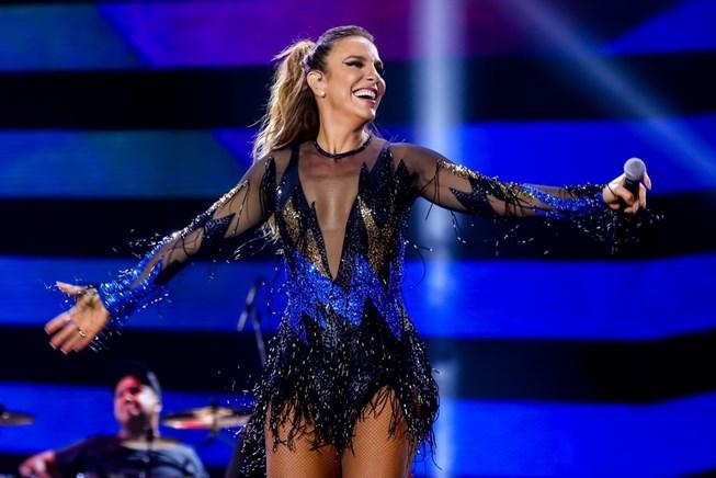 Ivete Sangalo vai embalar o público no Baile do Havaí 2019