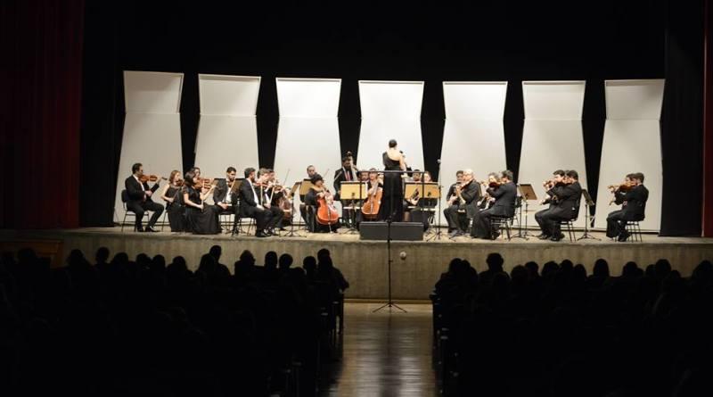 A Orquestra Municipal de Jundiaí é a atração deste sábado no Teatro Polytheama