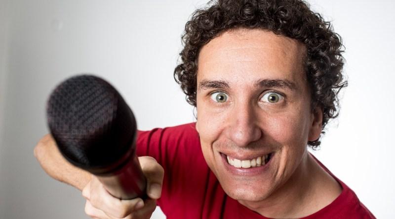 Rafael Portugal apresenta show de humor em Jundiaí neste domingo
