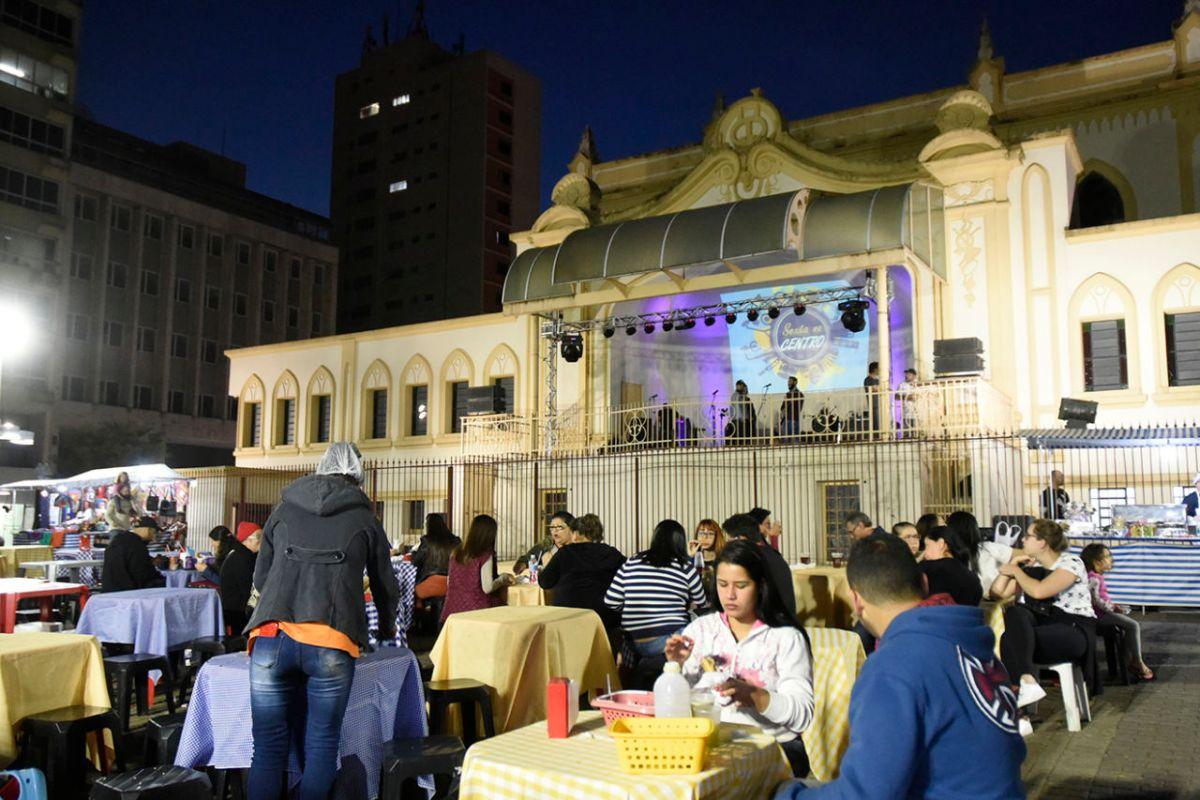Encontro de Corais e eleição da Corte da Uva são atrações desta Sexta no Centro