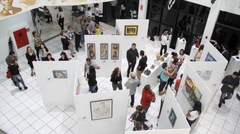 Inscrições para o Salão de Artes Plásticas terminam hoje (21)