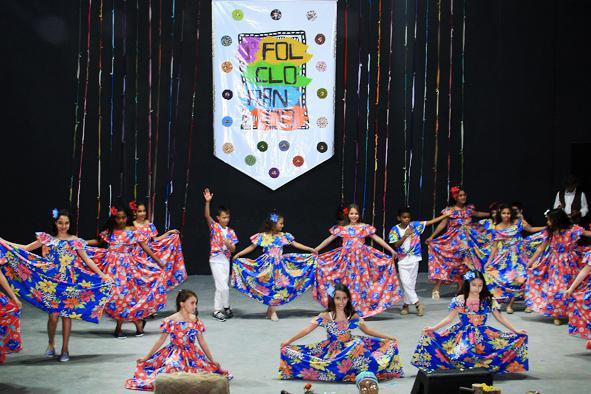 Campo Limpo Paulista realiza '2º Folclorando' neste final de semana