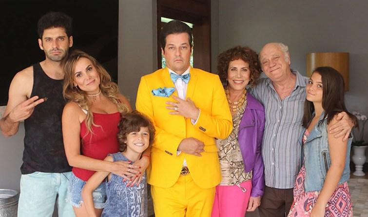 A comédia Crô em Família está entre as estreias da semana nos cinemas de Jundiaí