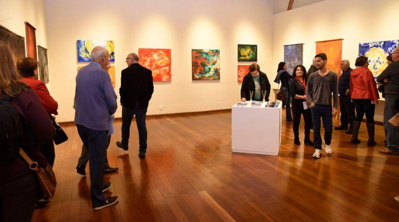 Pinacoteca recebe novas exposições
