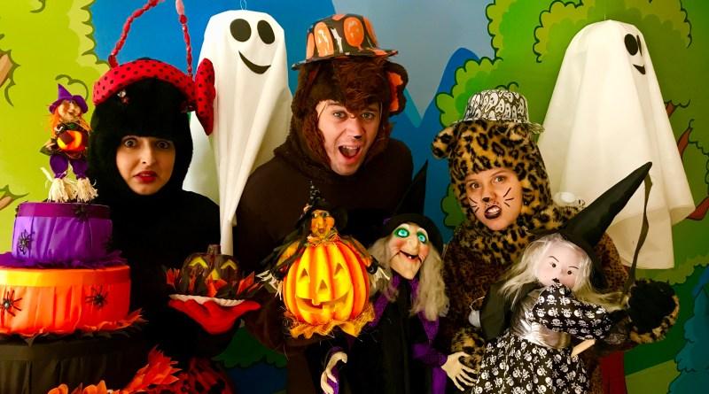 Peça teatral 'O Halloween na Floresta' é uma das atrações do Halloween no JundiaíShopping